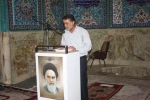 گزارش تصویری از مراسم گرامیداشت ارتحال  معمار کبیر انقلاب