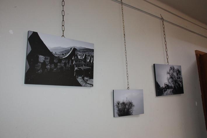 برپایی نمایشگاه عکس انفرادی با موضوع طبیعت در بوئین زهرا