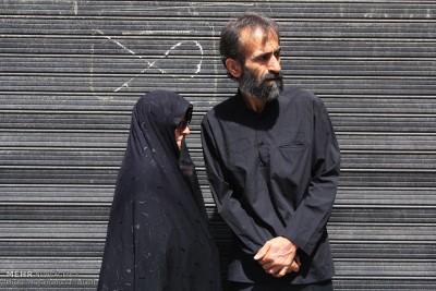 تشییع پیکر شهید محمدعلی بمانی و سید جلیل میری ورکی