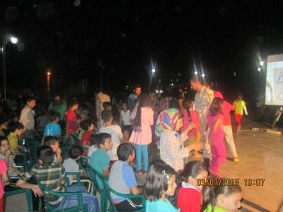 گزارش تصویری از جشن بزرگ میلاد امام حسن(ع) در پارک امیرالمومنین بوئین زهرا