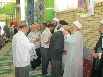 گزارش تصویری از یادواره شهدای چسکین