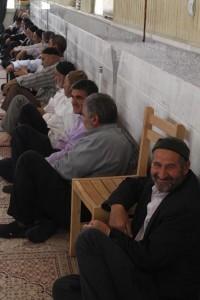گزارش تصویری از حال و هوای رمضان در روستای خوزنین