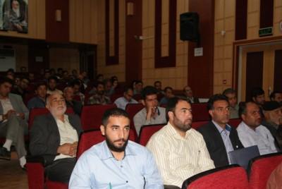 گزارش تصویری از همایش تبیین سیاست و راهبردهای فرهنگی استان برای دهیاران و اعضای شورای های اسلامی بخش ابگرم