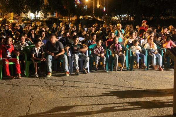 گزارش تصویری از جشن میلاد امام رضا(ع) در پارک شهدای گمنام(بعثت)