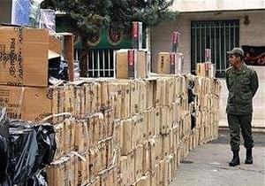 30 میلیون تومان کالای قاچاق از یک دستگاه خودرو کشف و ضبط شد