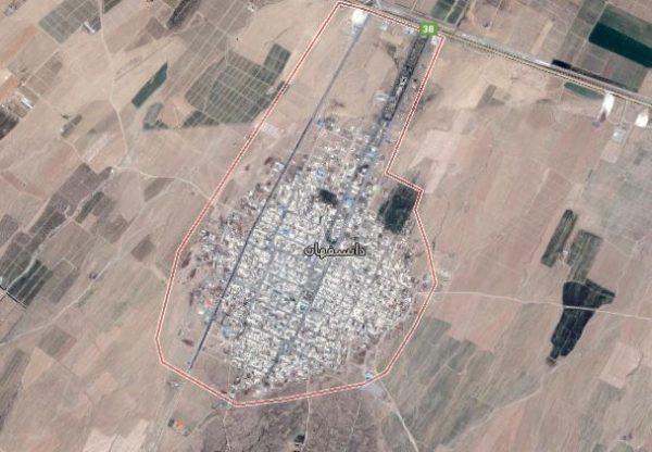 زلزله 2.5 ریشتری دانسفهان را لرزاند