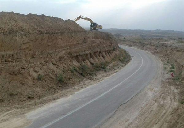پروژه راه محور ساوه- بوئین زهرا تکمیل شد