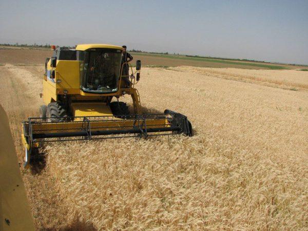 ۴۳۰ ماشین خود گردان کشاورزی در شهرستان بوئین زهرا پلاک گذاری شد
