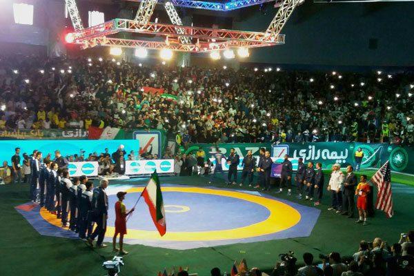 ثبت ششمین قهرمانی متوالی/ ایران قهرمان جام جهانی کشتی آزاد شد