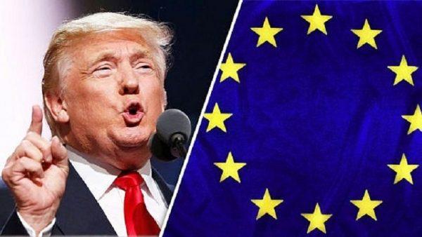 هشدار اروپا به آمریکا! در صورت اعمال تعرفه، مقابله به مثل میکنیم