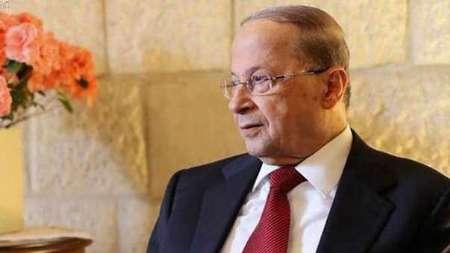 دفاع قاطع رئیس جمهوری لبنان از سلاح حزب الله/ مقاومت از لبنان دفاع میکند