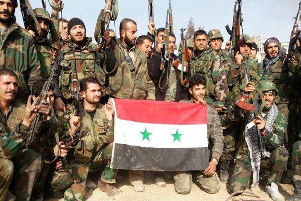ارتش سوریه وارد شهر «تدمر» شد