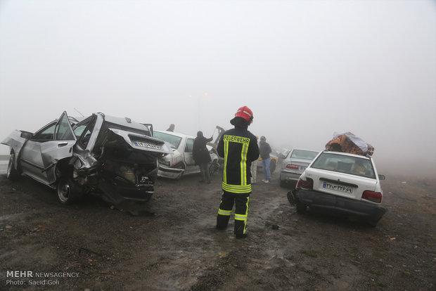 رئیس پلیس راه کشور اعلام کرد: ۱۶۰ کشته و سه هزار زخمی در سفرهای نوروزی امسال