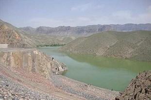 بهرهبرداری از سد بالاخانلو در شهرستان بوئین زهرا