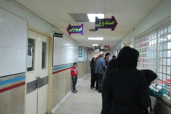 ۴۳۴ هزار بیمار به مراکز درمانی سپاه مراجعه کردند