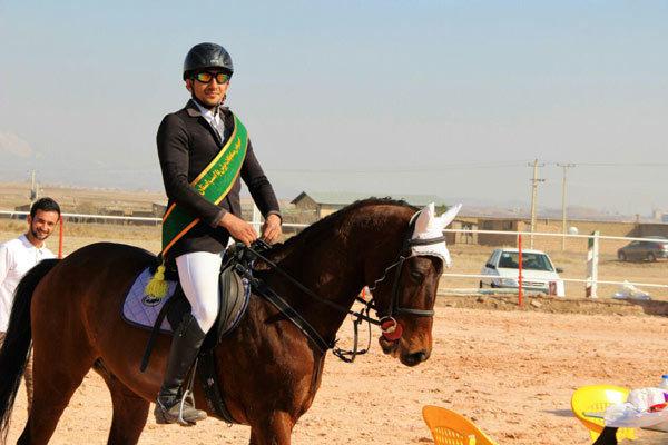 اولین مسابقات پرش با اسب در قزوین برگزار می شود