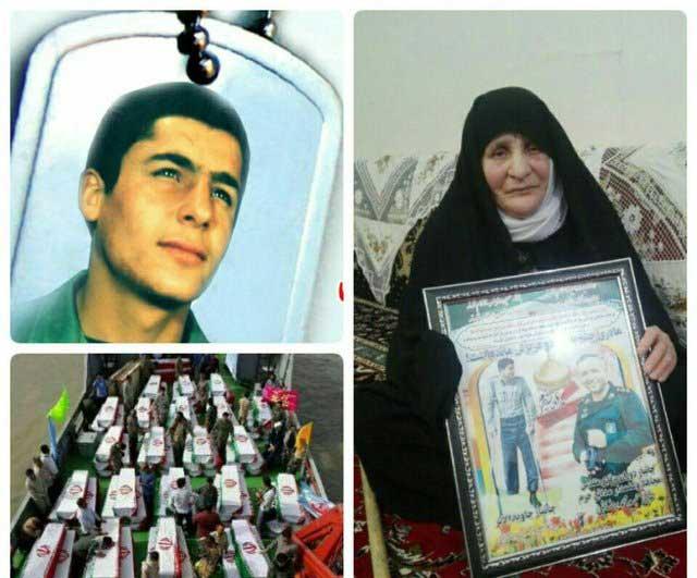 اربعین جانباز شهید علی محمدرضایی برگزار میشود