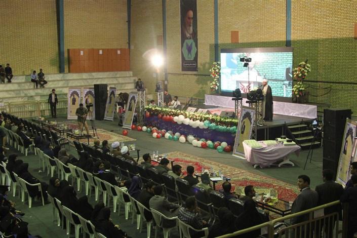 برگزاری مراسم روز معلم در دانشگاه آزاد اسلامی بوئین زهرا