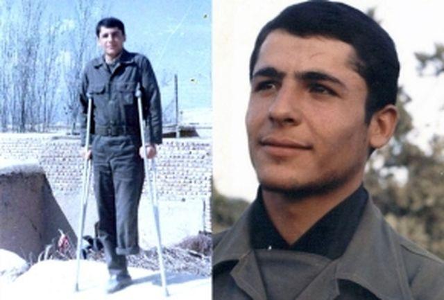 پیکر مطهر جانباز شهید علی محمدرضایی در شهر شال تشییع می شود
