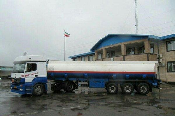 ۲۹ هزار لیتر سوخت قاچاق در بوئین زهرا کشف شد
