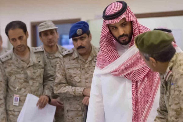 ولیعهد سعودی به ایران اعلان جنگ کرد