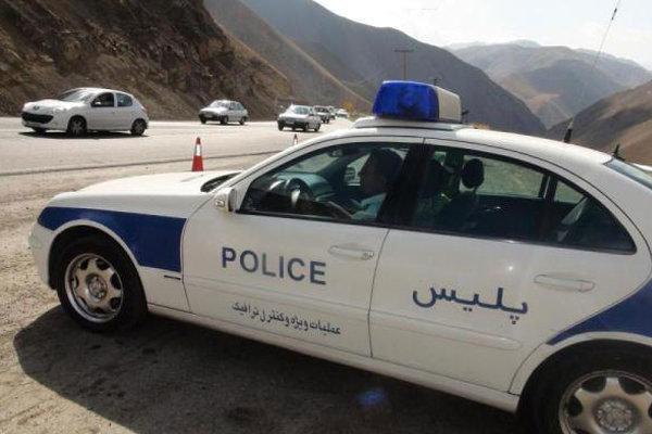 طرح تابستانی پلیس راه در محورهای مواصلاتی استان قزوین آغاز شد