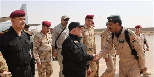 بعد از 3 سال اشغال ، موصل آزاد شد / العبادی «پیروزی بزرگ» را تبریک گفت