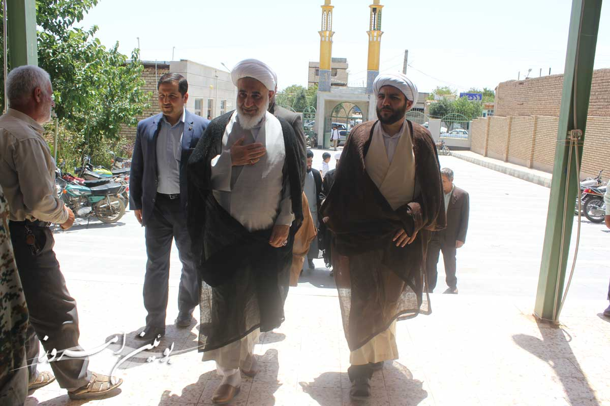 برگزاری جلسه ماهانه ائمه جمعه استان قزوین در شهر ارداق