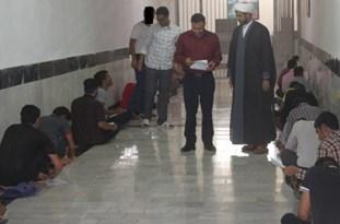 رضایت 50 نفر از شاکیان مددجویان زندان بوئینزهرا