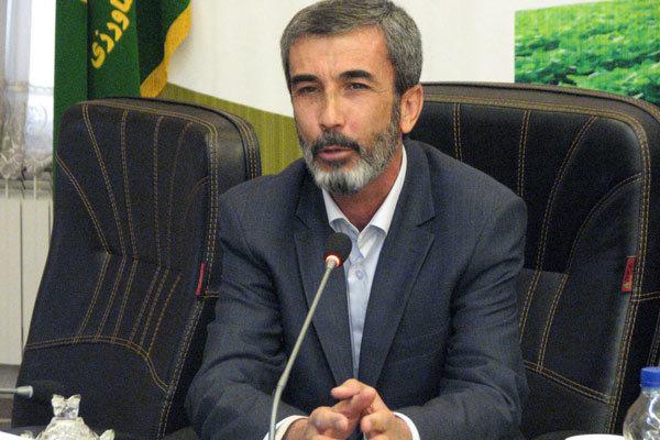 ۲۱۰ هزار تن گندم بصورت تضمینی از کشاورزان استان قزوین خریداری شد