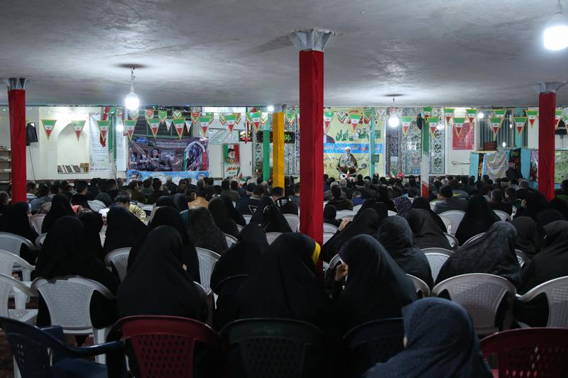 گزارش تصویری// یادواره شهدای عصمت آباد