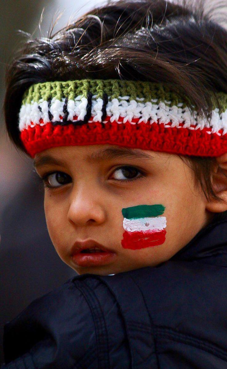 گزارش تصویری//  ۲۲ بهمن تماشایی در دانسفهان