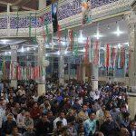 گزارش تصویری مراسم 3 هزار شهید استان قزوین