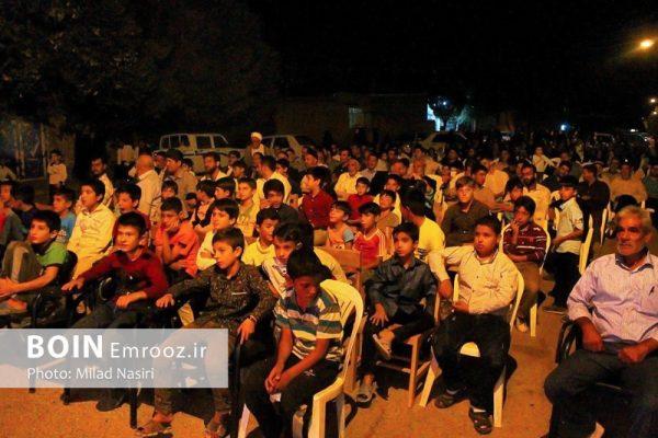 گزارش تصویری / جشن خیابانی غدیر در خوزنین