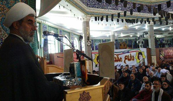سخنرانی روحانی در سازمان ملل صریح، روشن و در راستای مواضع انقلاب بود/ همه به برگزاری باعظمت نماز جمعه کمک کنند