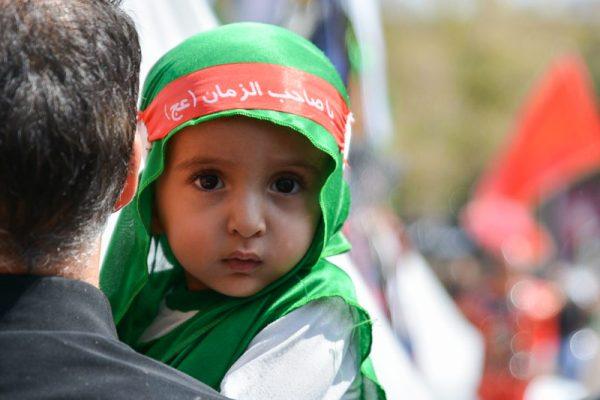 گزارش تصویری// آئین خیمه سوزان در بوئینزهرا