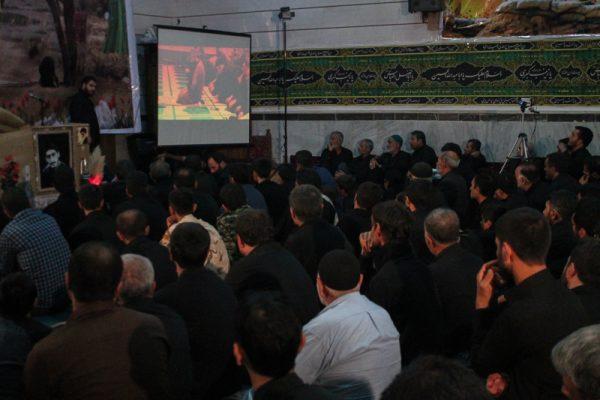 گزارش تصویری // یادواره شهدای شهرک مدرس