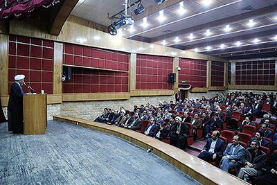رییس کل دادگستری استان قزوین: مدیران شأنی جز خدمتگزاری به مردم ندارند