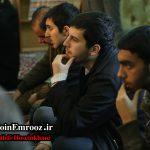 برگزاری دعای ندبه در مسجدجامع بوئین زهرا+عکس