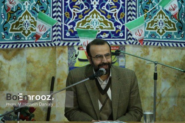 گزارش تصویری // سخنرانی تبیینی پیرامون دستاوردهای چهل ساله انقلاب اسلامی