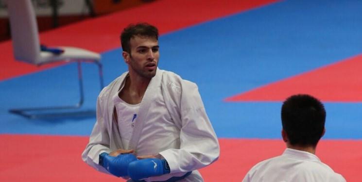 بهمن عسگری در یک قدمی طلای وان ۲۰۲۰