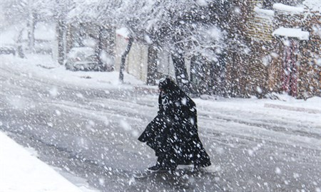 ورود سامانه بارشی جدید به کشور/ بارش برف و باران ۶ روزه در ۲۲ استان