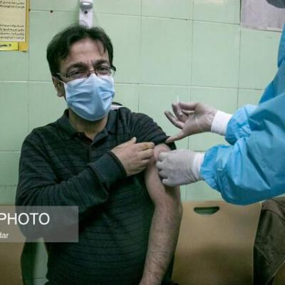 تزریق مرحله دوم واکسن کرونا در استان مرکزی/احتمالا کرونای انگلیسی به تمام نقاط استان رسیده