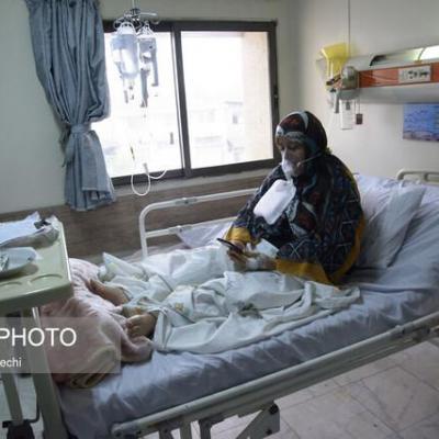 بستری ۱۷۶ بیمار بدحال کرونایی در مازندران